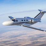 Частный перелет на Citation Mustang