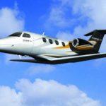 Частный перелет на Phenom 100E