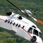 VIP перелет на Sikorsky S92
