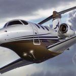 Частный перелет на Premier 1A