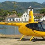 VIP перелет на Robinson R44