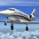 Частный перелет на Grob G180 SPn