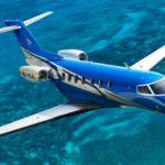 Частный перелет на Pilatus PC-24