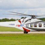 VIP перелет на Leonardo Helicopters AW189