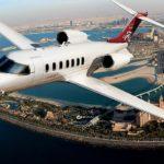 Частный перелет на Learjet 70
