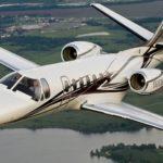 Частный перелет на Cessna Citation Encore+